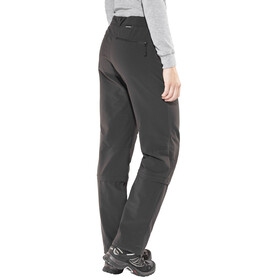 Schöffel Engadin Zip Off Pants Women Regular black